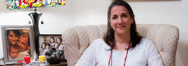 Mercedes Peñas, Primera Dama de la República