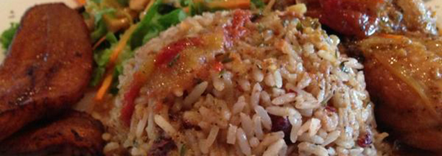 Aprendé a hacer un delicioso Rice and Beans