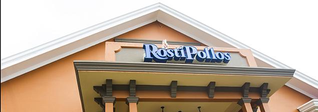 Inauguran un RostiPollos ¡precioso! en Cartago Centro.