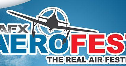 Un domingo de Aero-Fest