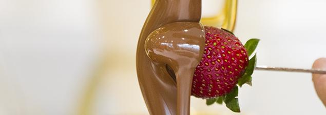 ¡La deliciosa Chocolatería de Britt!
