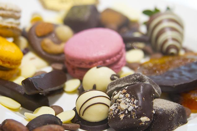varios chocolate