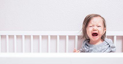 ¡No dejen a sus bebitos llorando!