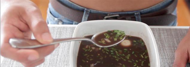 Nuestra versión de la sopa negra