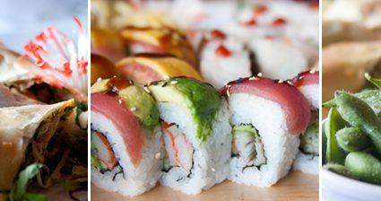 Un tsunami de sushi