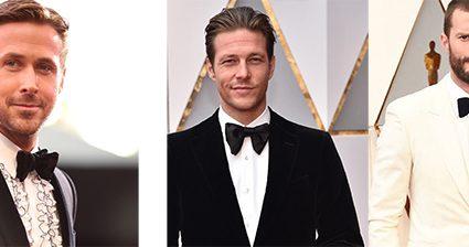Los guapos de los premios Oscar 2017