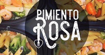 Pimiento Rosa ¡Cocina sana y con amor!