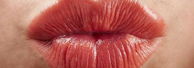 ¡Labios besables!
