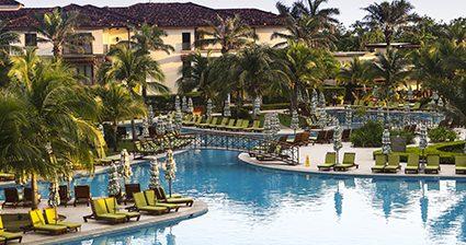Relajarse en el JW Marriott, Guanacaste