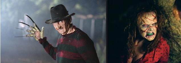 Películas de terror ¡basadas en hechos reales!