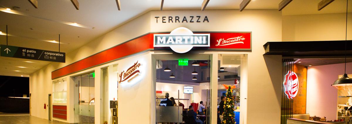 L´lncontro ¡Un restaurante muy italiano!