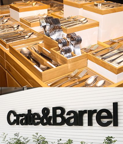 ¡EL Registro de Bodas de Crate and Barrel!