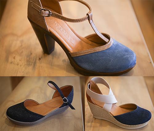 ¡Los zapatos de Santory!