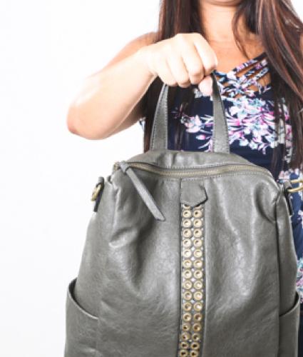 ¡Los bolsos-mochila de Nikky!