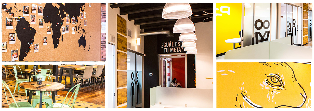 ¡Lugares para hacer coworking en San José!