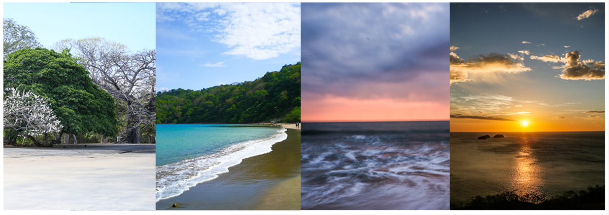 4 playas escondidas en Guanacaste