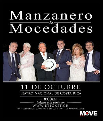 Mocedades + Manzanero: AMOR