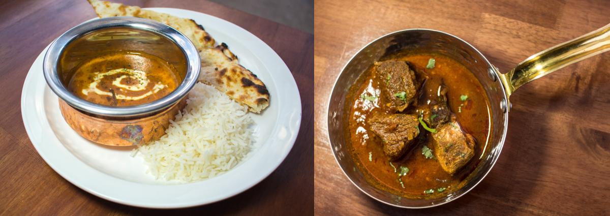 ¡A comer hindú en Escalante!
