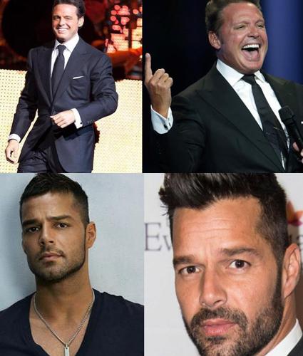 #10yearschallenge de hombres famosos