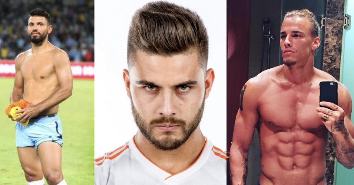 Los guapos de la Copa América Brasil 2019