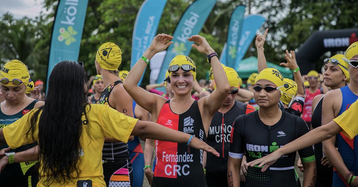 Las chicas IronMan de Costa Rica