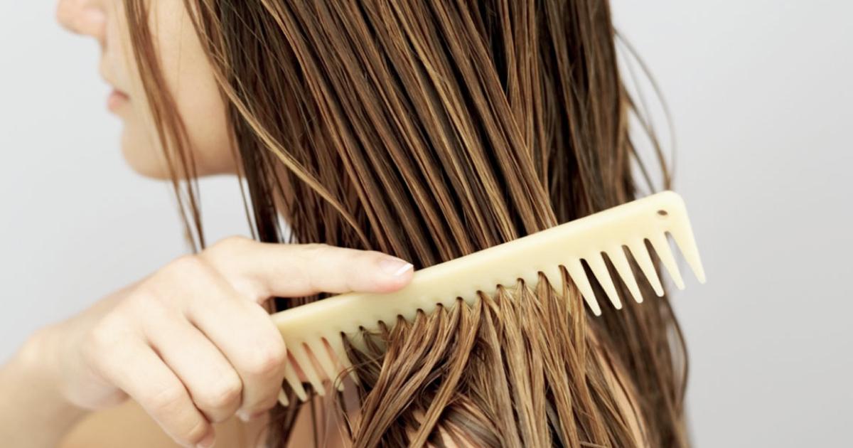 Mascarillas para el cabello que no te cuestan ni ₡1000