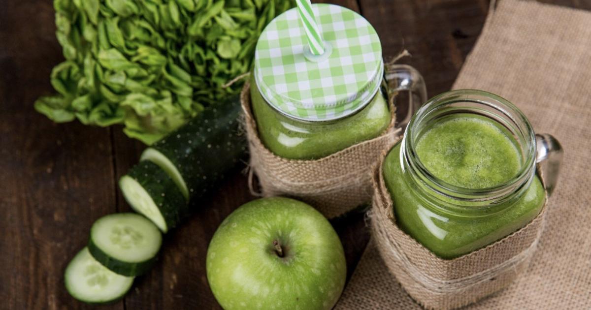 10 batidos verdes saludables