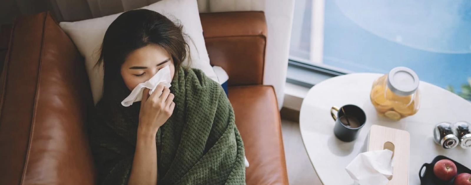 9 consejos efectivos para el resfriado