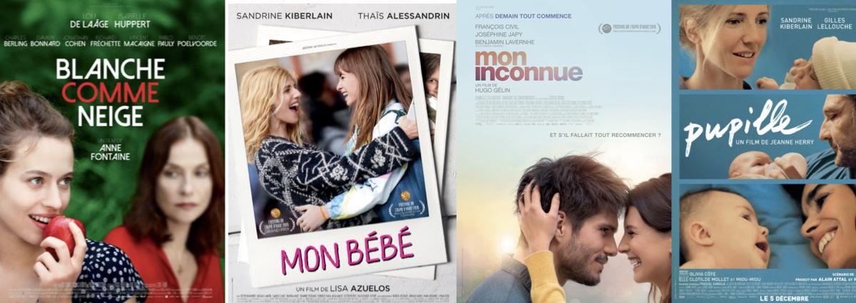¡Ya llegó el Tour de Cine Francés 2019!