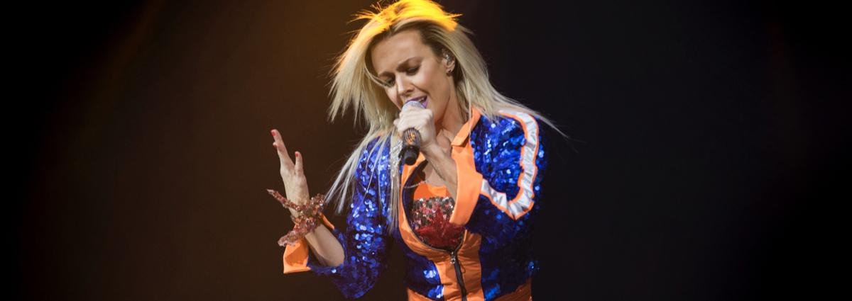 Fey será le invitada especial del 90 ́S Pop Tour Costa Rica el próximo 3 de noviembre