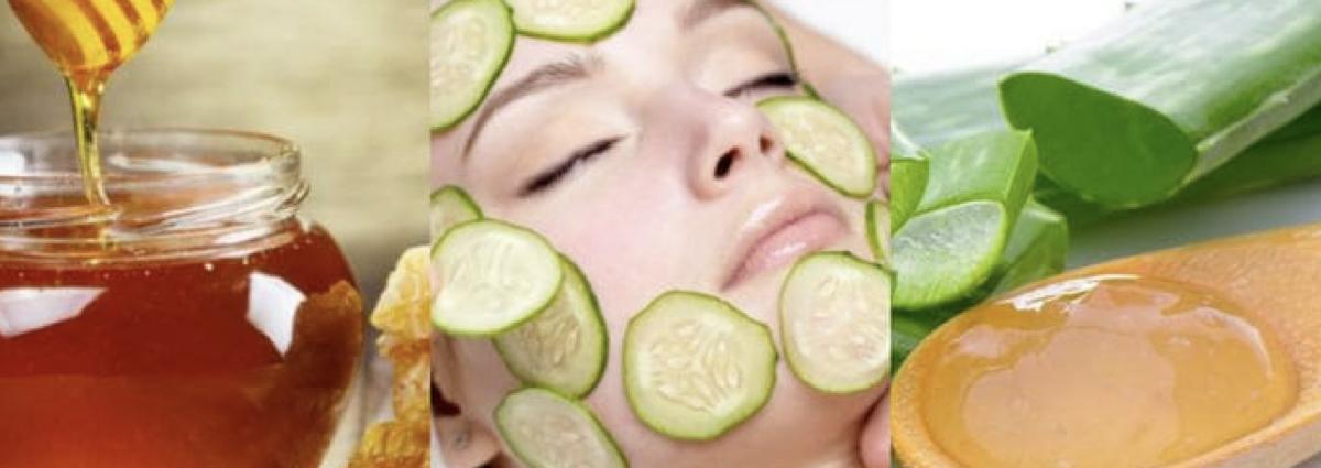 Mascarillas caseras para limpiar el rostro
