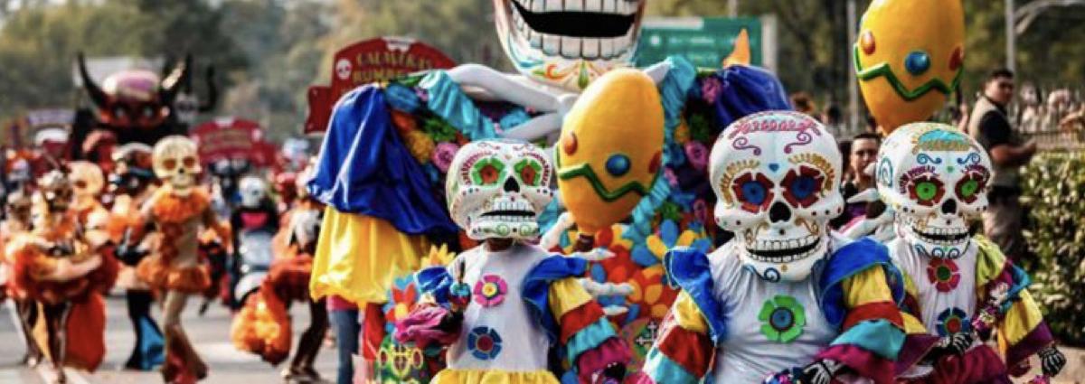 Fiesta mexicana del Día de Muertos se vivirá este fin de semana en Costa Rica