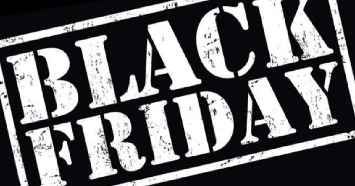 Viernes Negro: descuentos para aprovechar inteligentemente