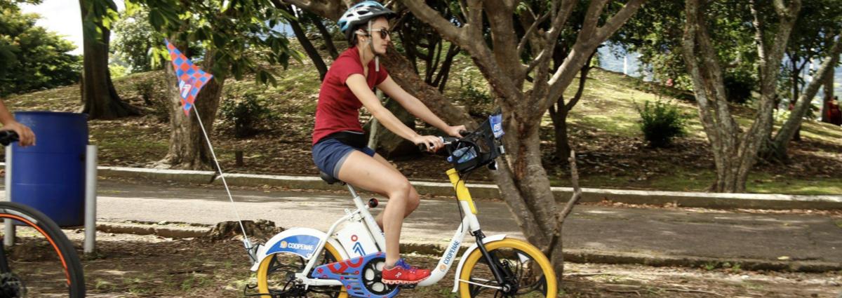 Omni  Bici: la nueva modalidad de disfrutar y ejercitarse en la capital