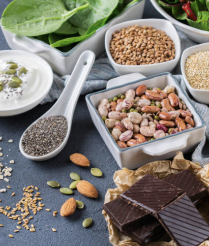 Alimentos que eliminan la ansiedad y nos facilitan la vida