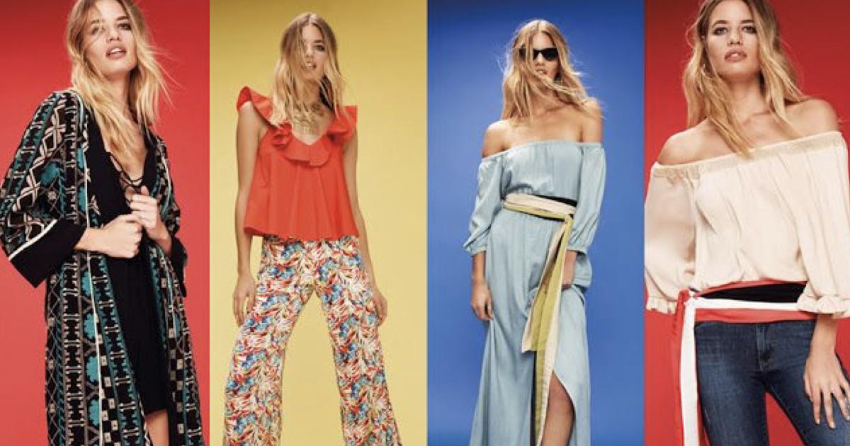 Colores para lucir en este hermoso verano