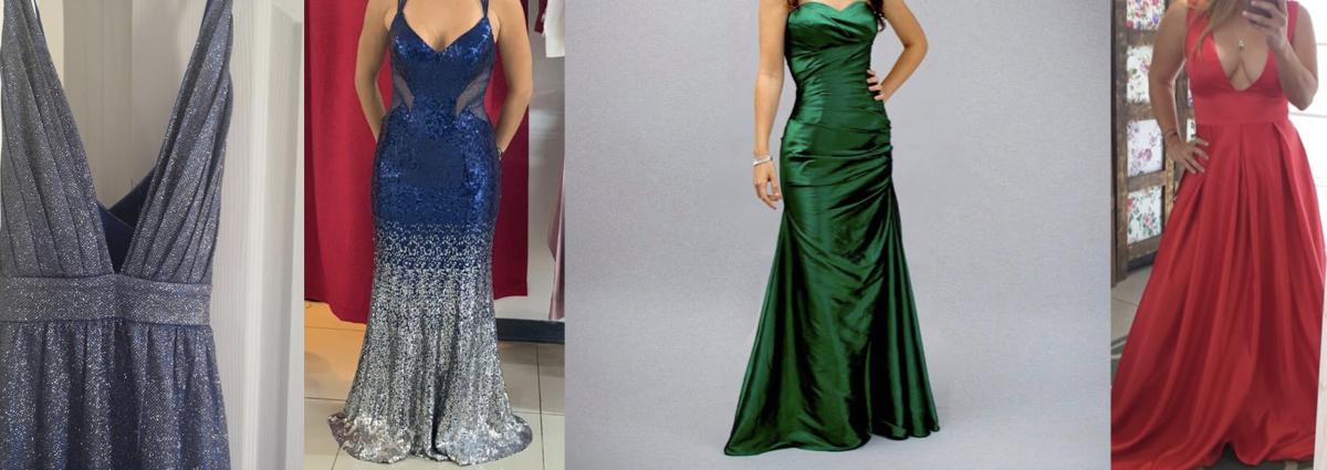 ¡Los 5 vestidos de fiesta más gustados!